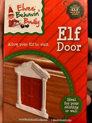 Naughty Elf Behavin' Badly On The Shelf Elf Accessories Elf Props New