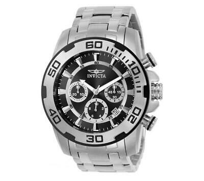 Invicta 22318 Men's Pro Diver Scuba Stainless Steel Chronograph Watch