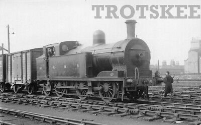 Photo IRELAND GNR Great Northern Railway Steam Loco No 99 Dublin 1946 Irish