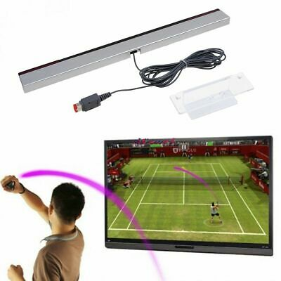 Wired Infrared Sensor Bar IR Ray Inductor for Nintendo Wii Wii U Remote Motion
