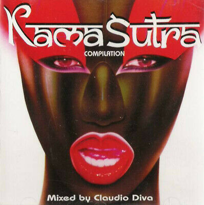 """""""Kamasutra Compilation"""" CD 1995 House Dance Trance Discomagic mixed by C. Diva"""