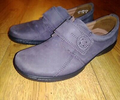 Ladies Hotter 'Sugar''Comfort Concept BROWN Shoes Size 4.5 STD. NEW