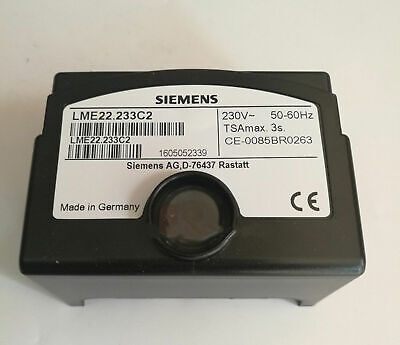 1PC New In Box Siemens LME22.232C2 Program controller one year warranty