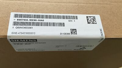 1PC Siemens Drive Module 6SE7036-1EE85-1HA0/C98043-A1682-L1 New In Box