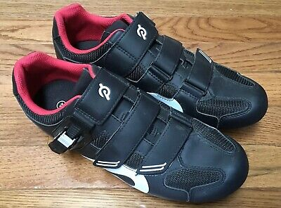 Men/'s 10.5-11//Woman/'s 12 NEW Peloton Cycling Shoes w//Look Delta Cleats-Size 44