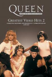 Queen, The DVD Collection: Greatest Video Hits 2 [DVD] [2003], Very Good DVD, Qu