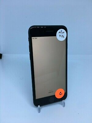 Apple iPhone 7 - 32GB - Black (AT&T Only) A1778 (GSM) (G16)
