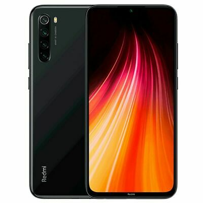 "Xiaomi Redmi Note 8 32GB 3GB RAM (FACTORY UNLOCKED) 6.3"" Dual-SIM 48MP"