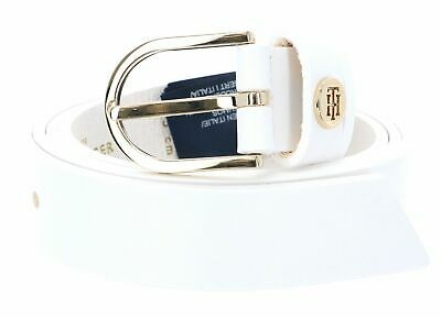 TOMMY HILFIGER Classic Belt 2.5 W90 Bright White