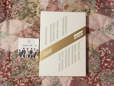 ATEEZ TREASURE EP.FIN All To Action Z Ver. (NO Photocard - Album ONLY)