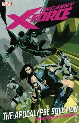 Uncanny X-Force TPB By Rick Remender #1-REP FN 2011 Stock Image