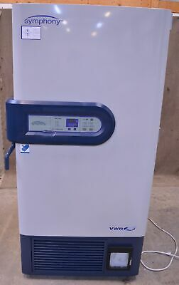 VWR Haier Symphony DW-86L628H Scientific Freezer Ultra Low Temp Cryo Lab -86C