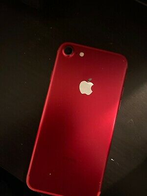 Apple iPhone 7 - 32GB - red (AT&T) A1778 (GSM)