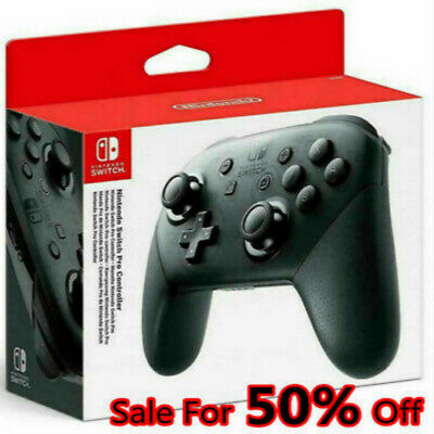 For Nintendo Switch Pro Controller | BRAND NEW | BIG SALE 50% OFF
