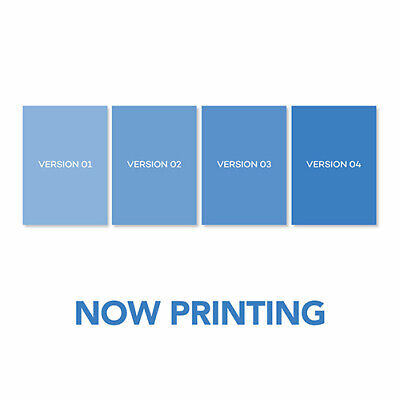 BTS MAP OF THE SOUL:7  VERSION 1+2+3+4 All in ONE SET, Limited Qty, Pre-order