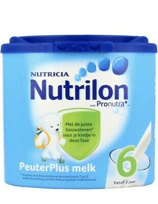 *Shipping Worldwide* Different Variations Nutrion Skimmed Babymilk For All Ages