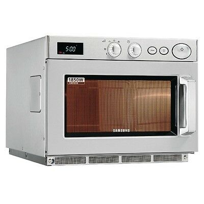Samsung 1850w Manual Microwave Oven CM1919 - C528 Catering 26 litre Commercial
