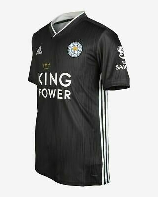 Leicester City Away Shirt 2019/20 Top Quality Adult Size BNWT 70% CLEARANCE SALE