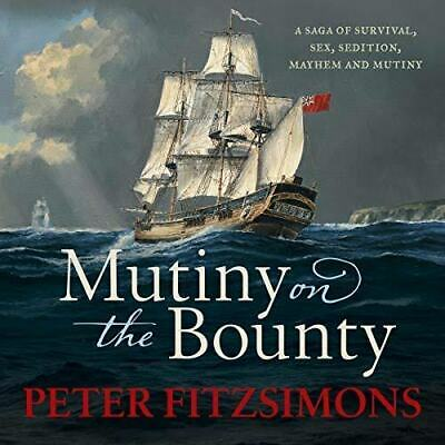 Mutiny on the Bounty by Peter FitzSimons - (Audiobook)