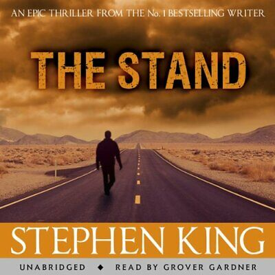 The Stand by Stephen King - (Audiobook)
