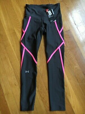 "UNDER ARMOUR LEGGINGS (Length 31"") GIRLS SIZE XS RETAIL $60.00 SALE $35.00"