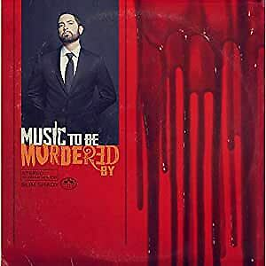 Eminem - Music To Be Murdered By (NEW CD) [Clean]