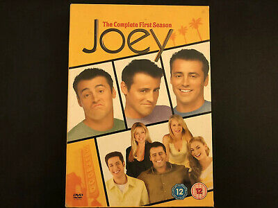 Joey - The Complete First Season (DVD, 2005, 3-Disc Set) (Friends Spin-Off)