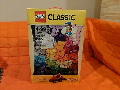 LEGO Classic Large Creative Box 1500 Pcs - 10697 (SEALED)