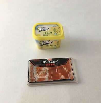 Lot of Hormel Bacon & Butter - Zuru 5 Surprise Mini Brands Miniatures - New!