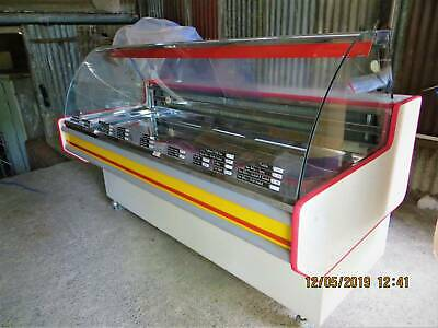2 Commercial Deli Refrigerated Display Counter (SUPER CLEAN)