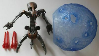 Star Wars 30TH DESTROYER DROID /& Energy Shield Loose complet