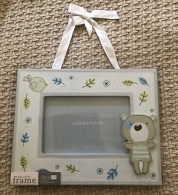 """PHOTO FRAME  for baby  Brand New in pack  6"""" x 4"""""""