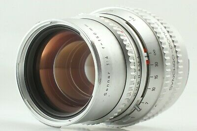 【EXC+++++】 Hasselblad Carl Zeiss Sonnar C 150mm f/4 Chrome Lens From JAPAN #263