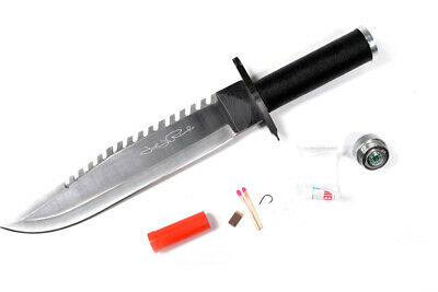 Rambo II Hunting Survival Knife