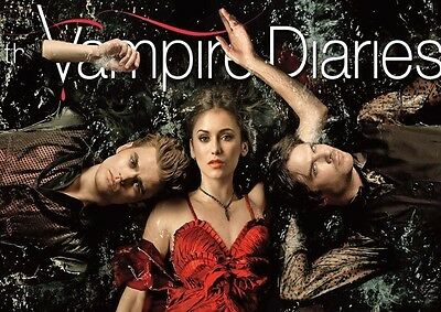 Poster A3 Legacies The Vampire Diaries Hope Mikaelson Serie Cartel Decor 03