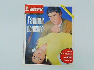 Roman photo Laure n°1 1969 ♦ Chantal Goya ♦ Claudine Auger ♦ Michel Delpech ♦
