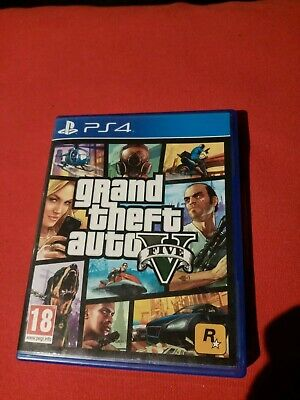 Grand Theft Auto V 5 GTA V GTA 5 game Sony PlayStation 4 PS4 2014 Rockstar Games