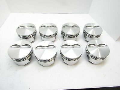 Silv-O-Lite Pistons for 1968-76 Ford 390 6.4L V8 Oversize 60 Set Of 8