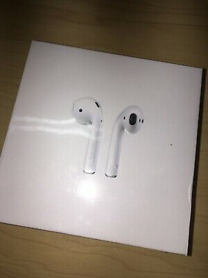 Apple AirPods 2nd Generation, Sealed Up, Brand New 2019