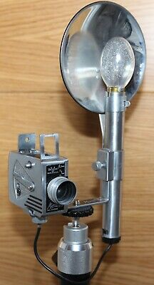 Subminiature Universal/Minute 16 With Original Flash, Case And Box