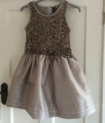 Next Girls Special Occasion Party Dress Age 10 Years