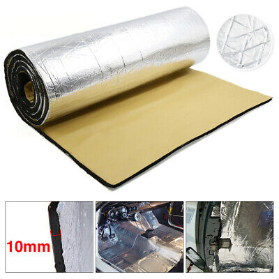 1 Roll Classic Car Sound Proofing Insulation Closed Cell Foam Boat Van Camper 2M