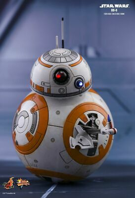 STAR WARS: The Last Jedi ~ BB-8 1/6th Scale Action Figure MMS440 (Hot Toys) #NEW