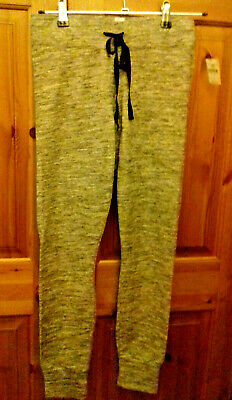 Girls leggings  Gap Small Grey cotton mix