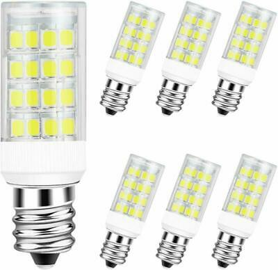 10X E12 Candelabra LED Bulb 4W (40W Equivalent),Ceiling Fan Candle Light lot yt