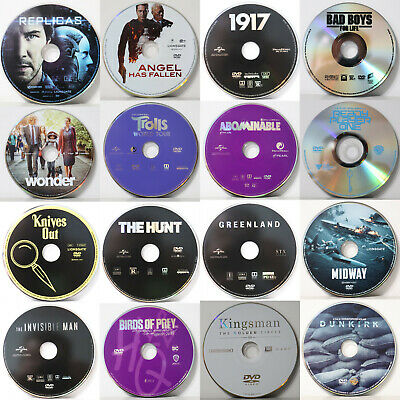 DVD Discs - Current Titles - Pick, Choose & Save - NEW & FAST SHIPPING