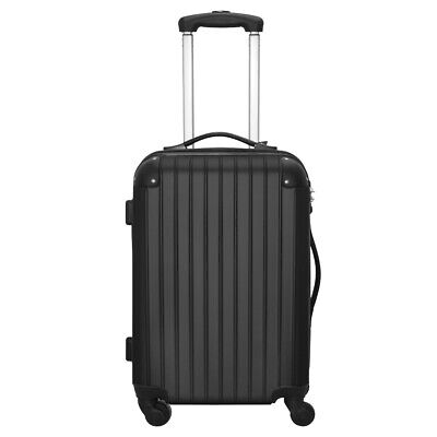 20/24/28in Set Of 3 Luggage Travel Bag ABS Trolley Spinner Suitcase W/ Lock MO
