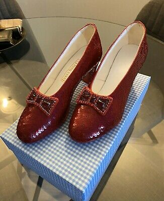 Ruby Slippers Reproduction. Wizard Of Oz
