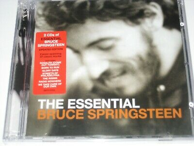 THE ESSENTIAL BRUCE SPRINGSTEEN 2 disc CD NEW/SEALED