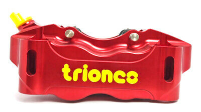TRIONES HP 100mm radial front lift brake caliper Red